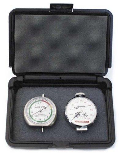 Longacre Durometer & Tread Depth w/ Case