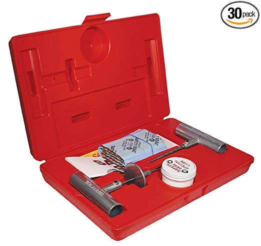 Safety Seal KAP30 30 String Pro Tire Repair Kit with Storage Case